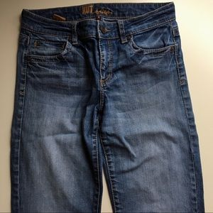 Kut From The Kloth Stretch Jeans 6 Straight Leg